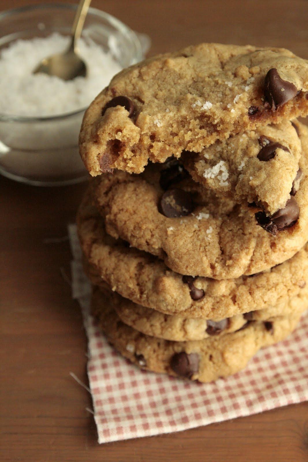 Perfect Chocolate Chip Cookies  Indigo Scones The Perfect Chocolate Chip Cookie