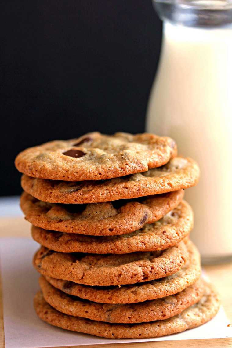 Perfect Chocolate Chip Cookies  Perfect Chocolate Chip Cookies Grandbaby Cakes