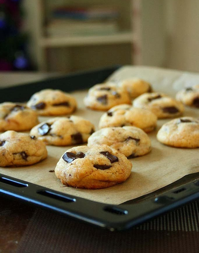 Perfect Chocolate Chip Cookies  collecting memories Perfect Chocolate Chip Cookies