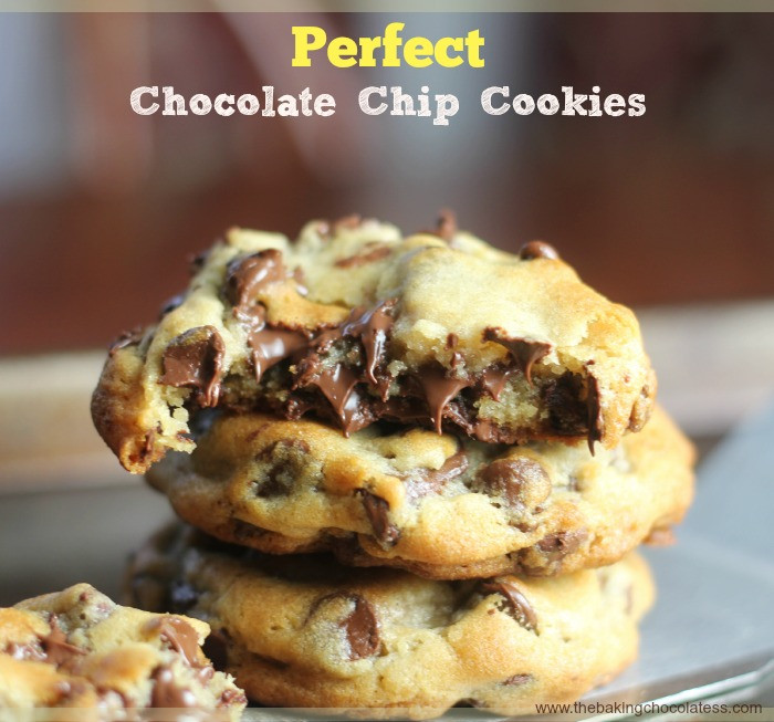Perfect Chocolate Chip Cookies  Reese s Peanut Butter Devil s Food Chocolate Poke Cake