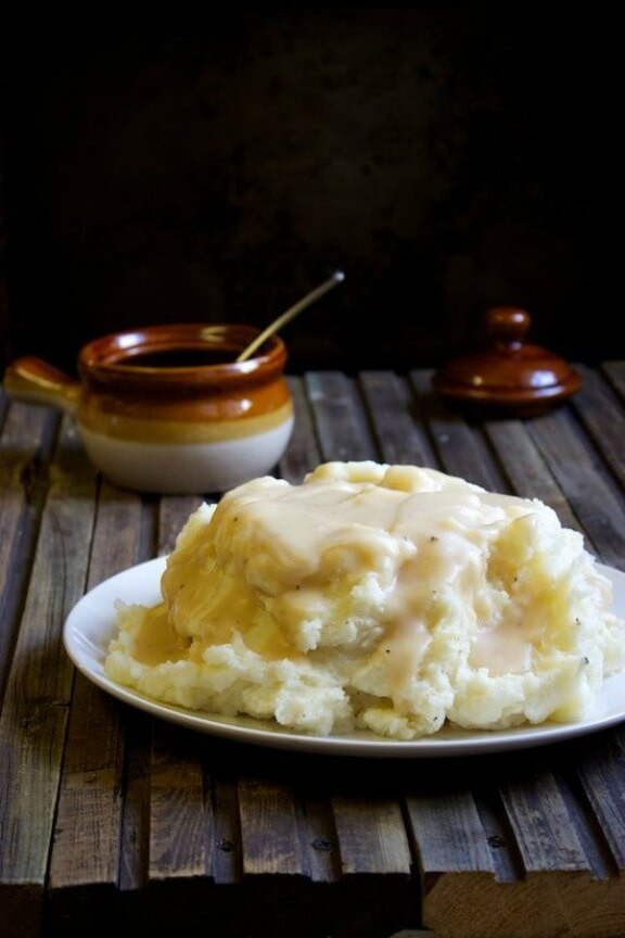 Perfect Mashed Potatoes  15 Thanksgiving Side Dishes