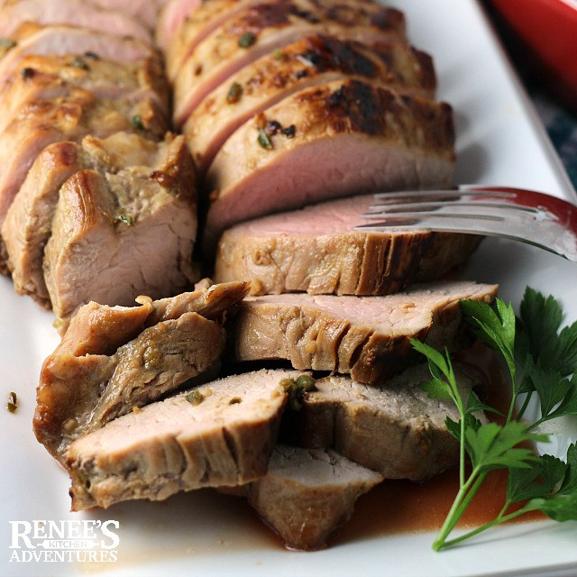 Perfect Pork Tenderloin  Perfect Pork Tenderloin