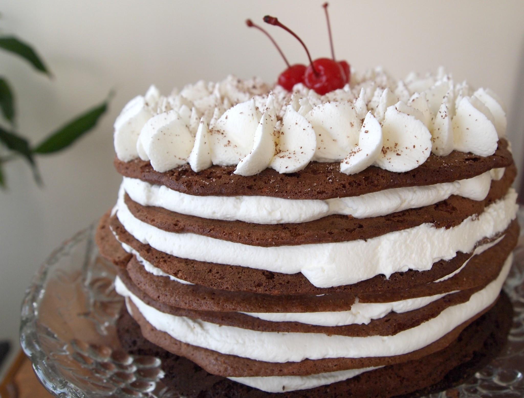 Peruvian Dessert Recipes  Post 100 The e And ly Torta Bruselina