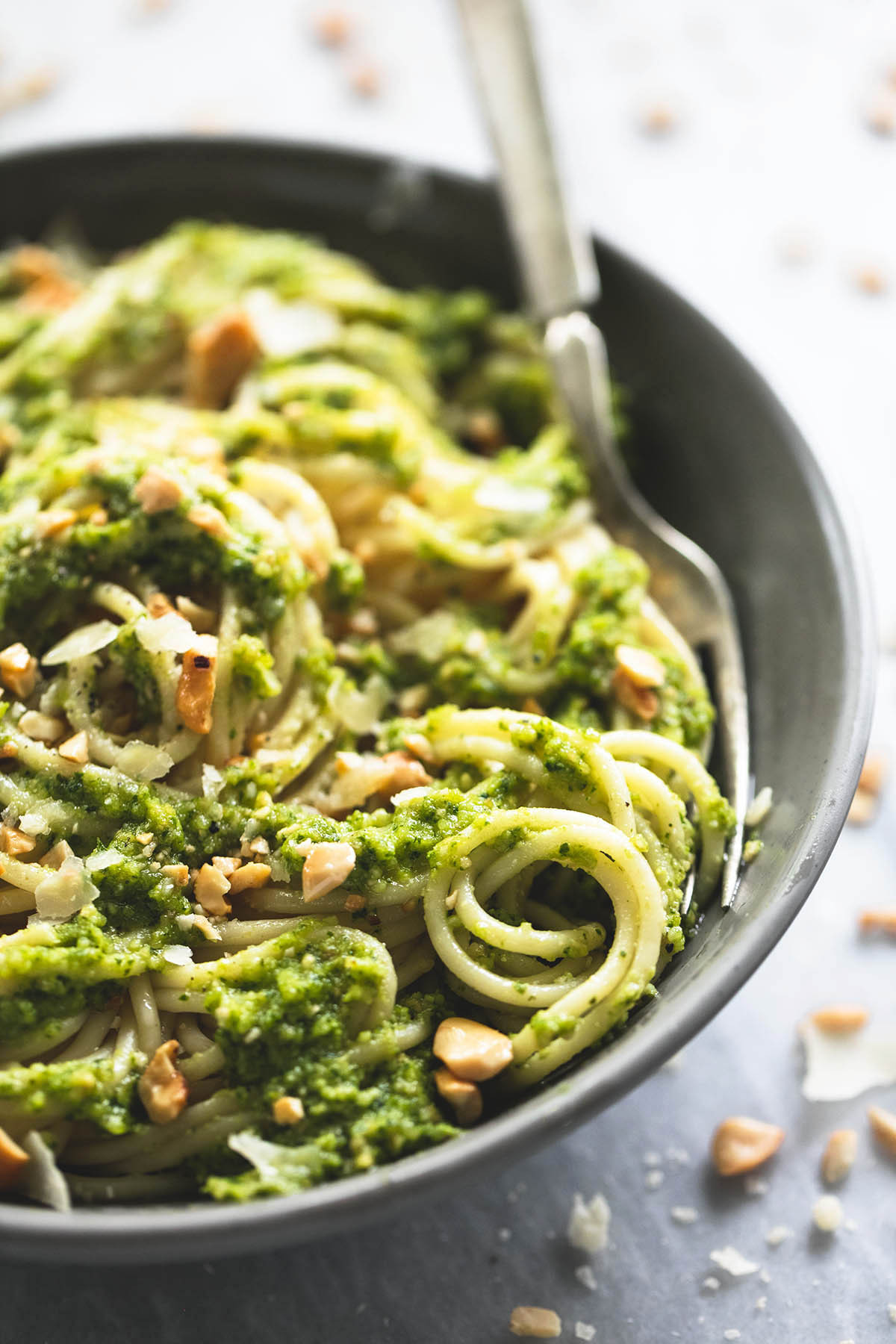 Pesto Sauce Pasta  Creamy Cashew Pesto video