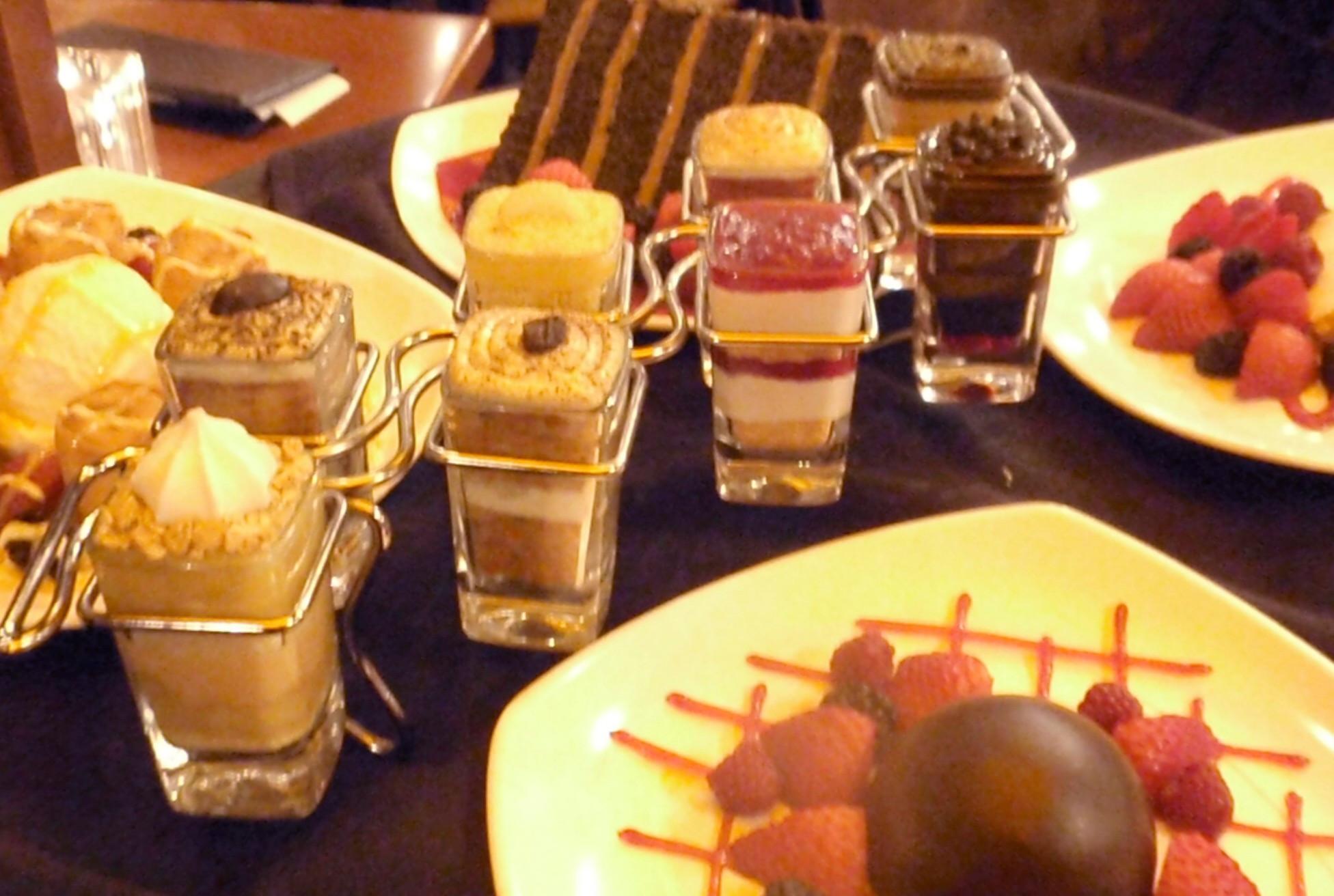 Pf Changs Dessert Menu  P F Chang's China Bistro