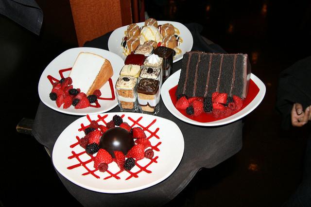 Pf Changs Dessert Menu  P F Changs Dessert Menu