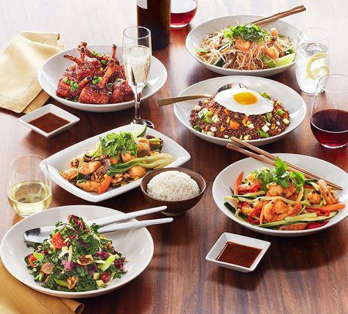 Pf Changs Dessert Menu  P F Chang s Unveils New Fall Seasonal Menu Nationwide