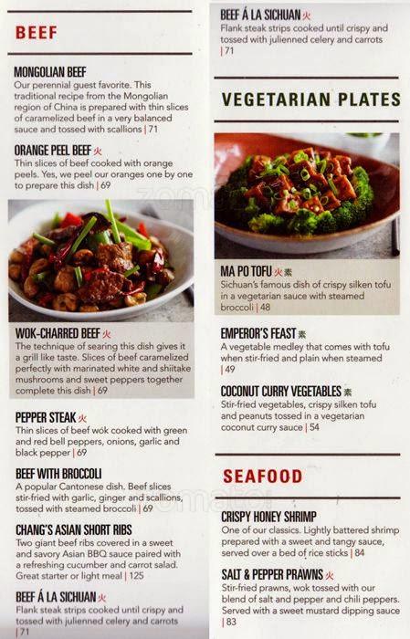 Pf Changs Dessert Menu  Laila s Kitchen food recipes