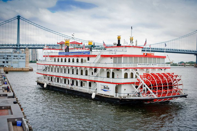 Philadelphia Dinner Cruise  Celebrate Valentine s Day Aboard The Philadelphia Belle