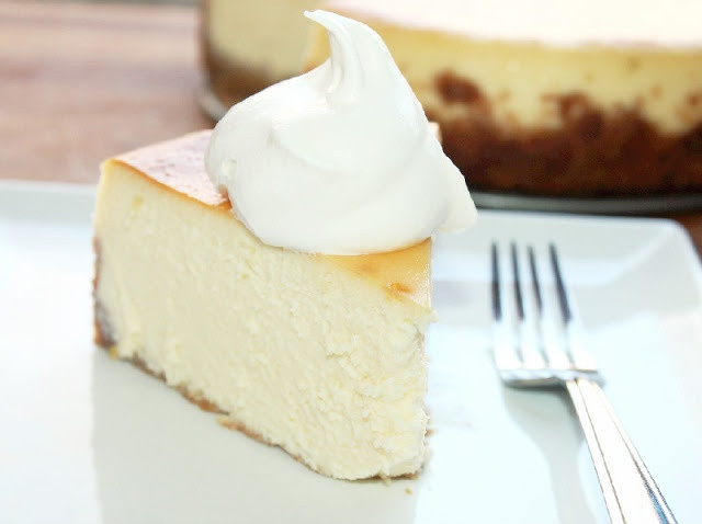 Philidelphia Cream Cheesecake Recipe  philadelphia cream cheese cheesecake recipe with sour cream