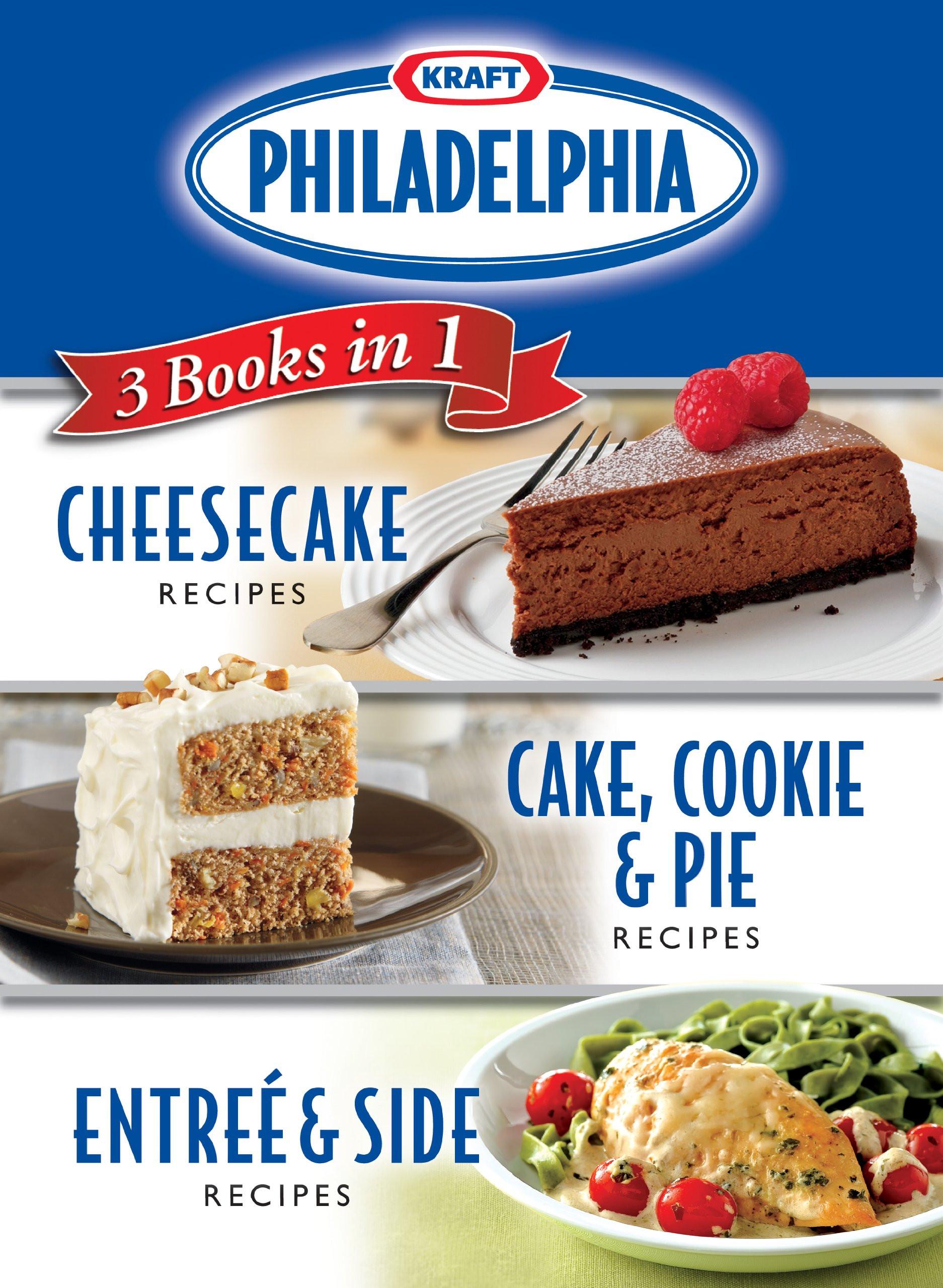 Philidelphia Cream Cheesecake Recipe  philadelphia cream cheese recipes