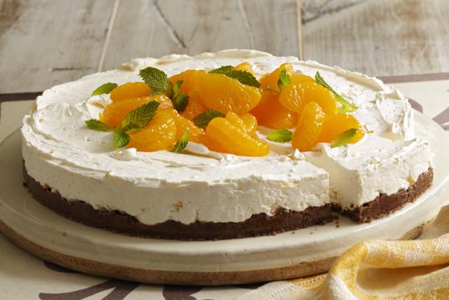 Philidelphia Cream Cheesecake Recipe  Citrus No Bake Cheesecake Recipe Kraft Recipes