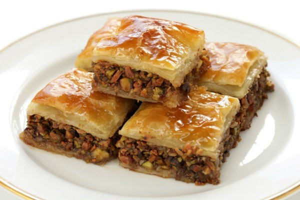 Phyllo Dough Dessert Recipes  Dessert Recipes Using Phyllo Dough
