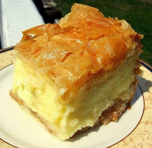Phyllo Dough Dessert Recipes  Filo dough dessert recipes