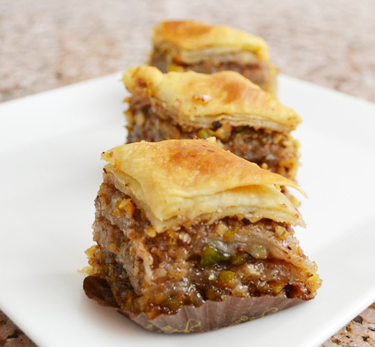 Phyllo Dough Dessert Recipes  From Phyllo to baklava Daring Bakers June challenge