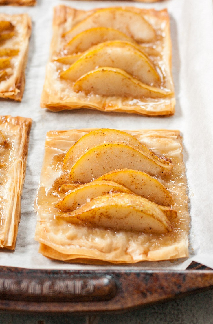 Phyllo Dough Dessert Recipes  Top 10 Best Puff Pastry Desserts To Try Out Top Inspired