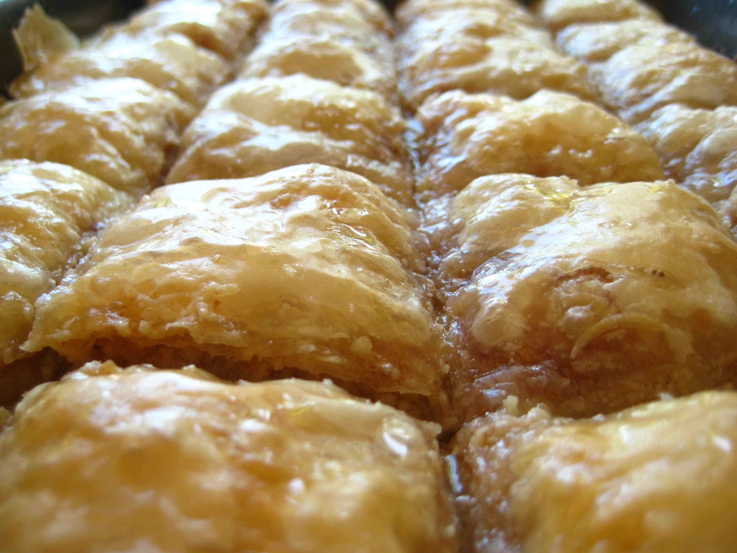 Phyllo Dough Desserts Recipes  filo pastry recipes desserts