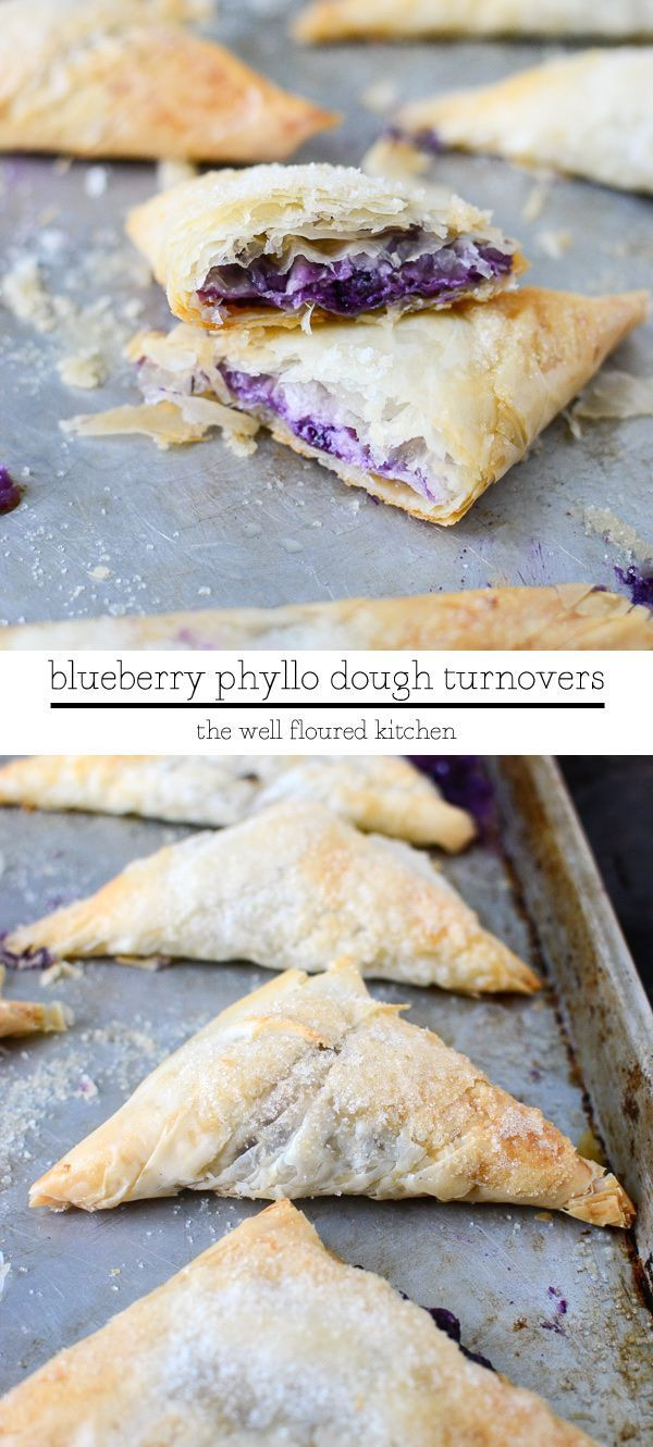 Phyllo Dough Desserts Recipes  100 Phyllo Dough Recipes on Pinterest