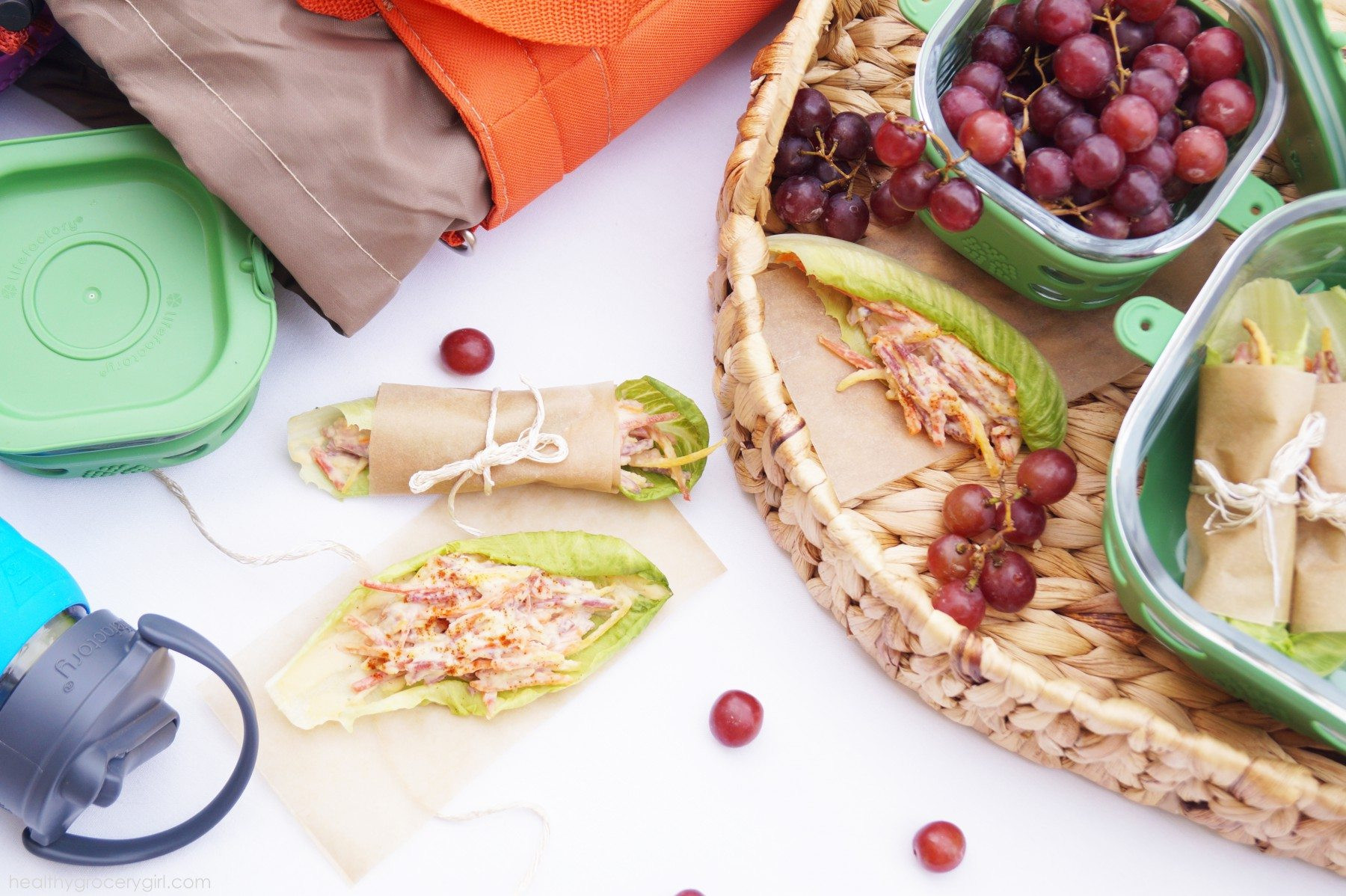 Picnic Desserts For Hot Weather  Healthy Grocery Girl