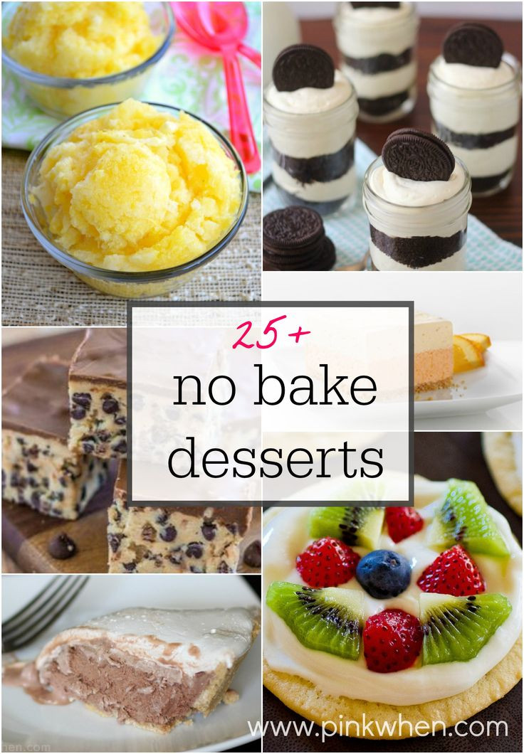 Picnic Desserts For Hot Weather  96 best Candy Dessert Sweets buffet images on Pinterest