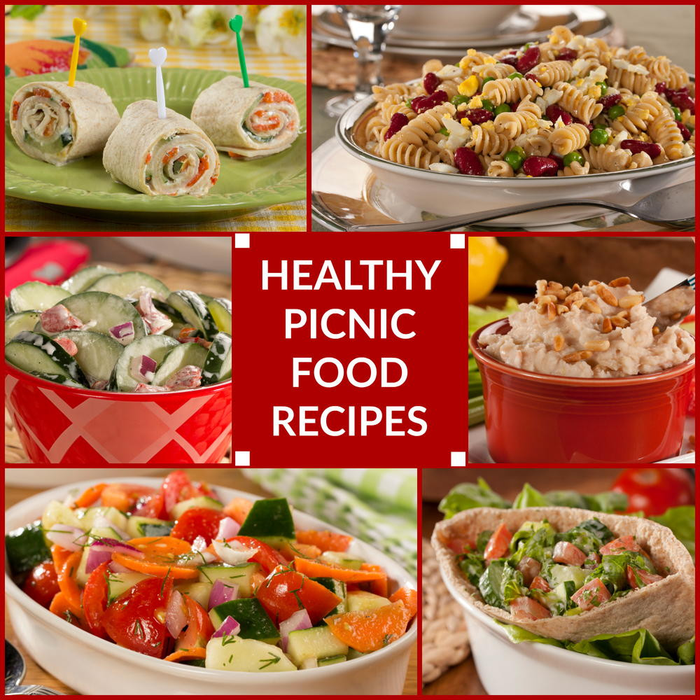 Picnic Dinner Ideas  Healthy Picnic Food Recipes