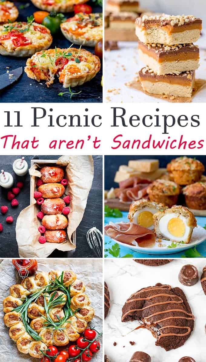 Picnic Dinner Ideas  11 Picnic Food Ideas That Aren t Sandwiches Nicky s