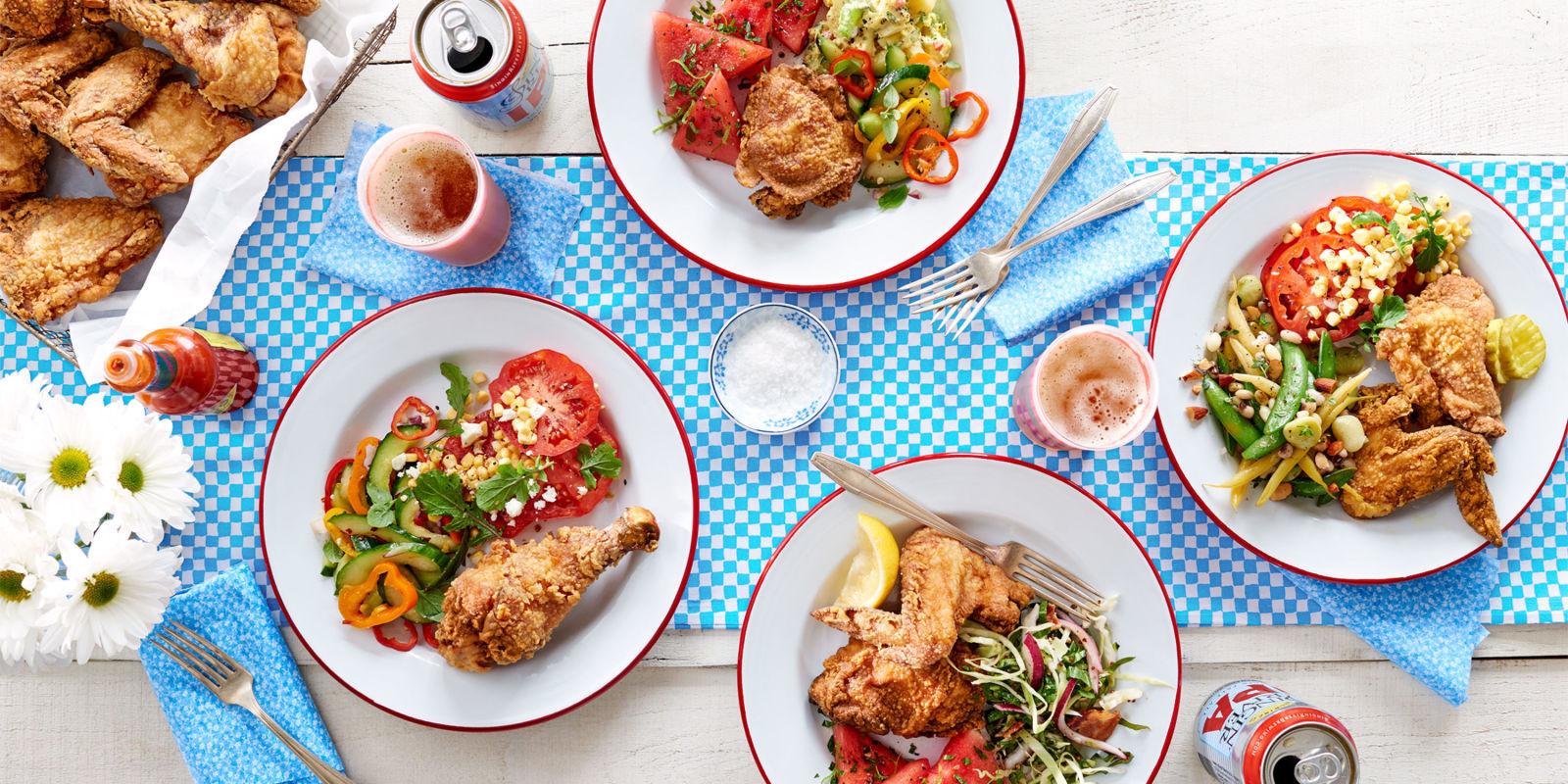 Picnic Dinner Ideas  90 Summer Picnic Recipes – Easy Food Ideas for a Summer