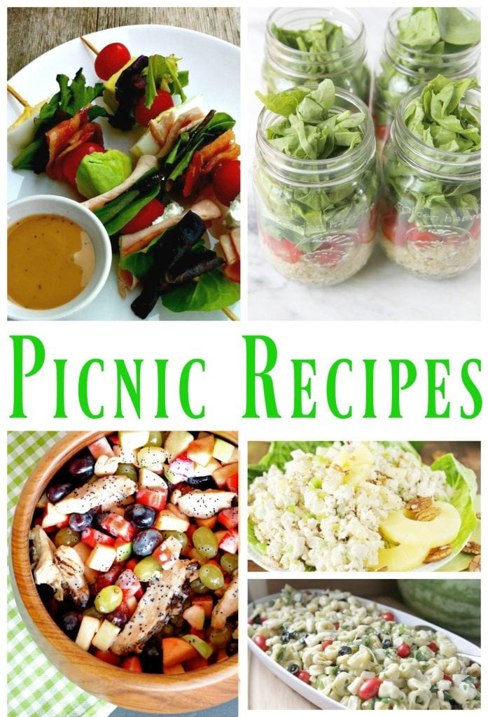 Picnic Dinner Ideas  Recipes for A Memorial Weekend BBQ