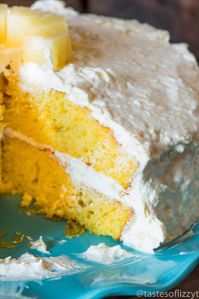 Pig Pickin Cake Recipe  Orange Pineapple Pig Pickin Cake Tastes of Lizzy T
