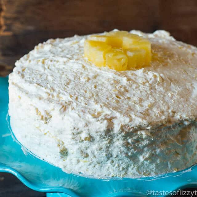 Pig Pickin Cake Recipe  Orange Pineapple Pig Pickin Cake