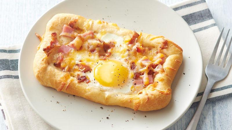 Pillsbury Crescent Roll Breakfast Casserole Recipes  Crescent Breakfast Pies Recipe Pillsbury
