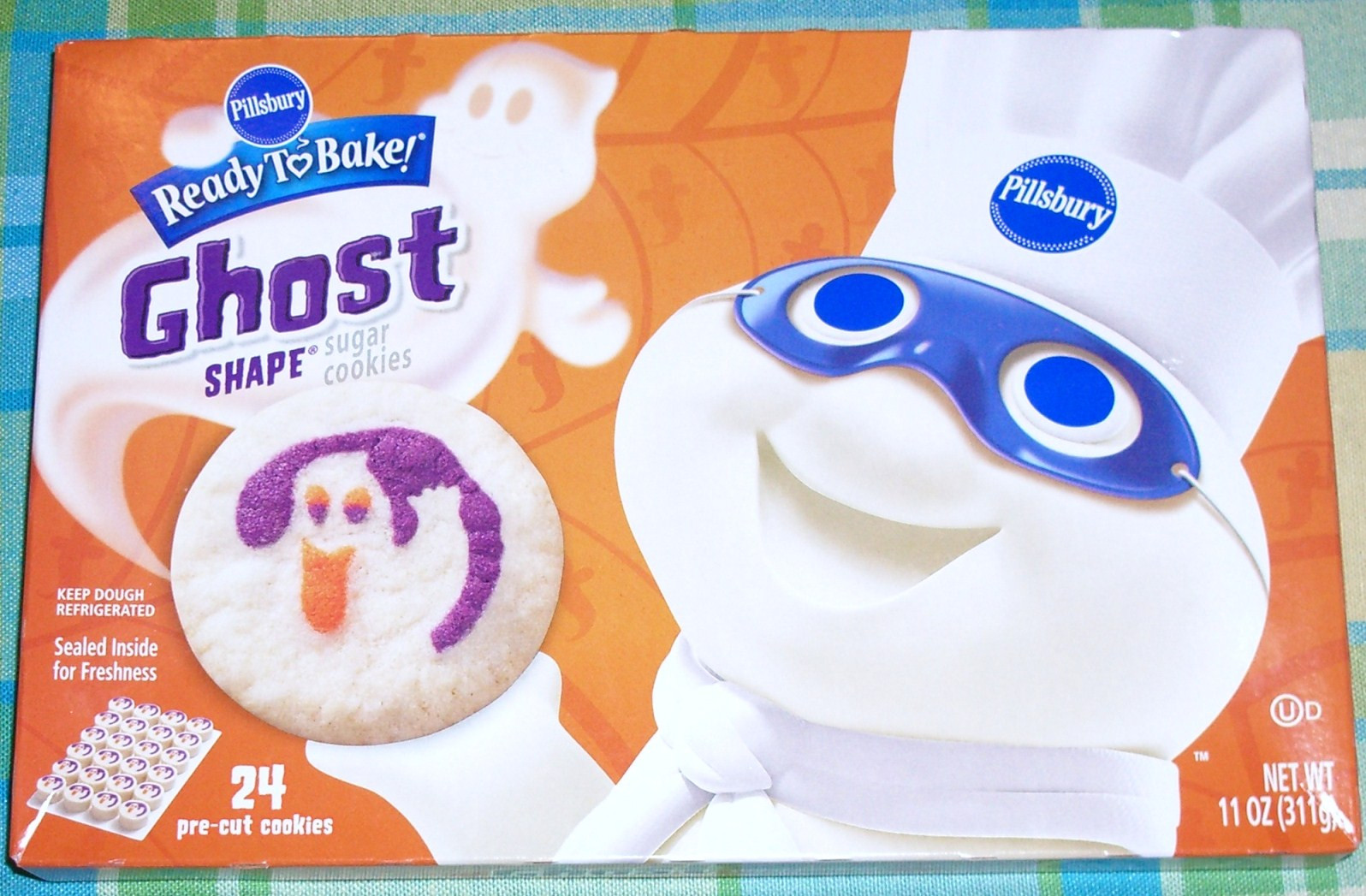 Pillsbury Halloween Cookies  A trip to the grocery store