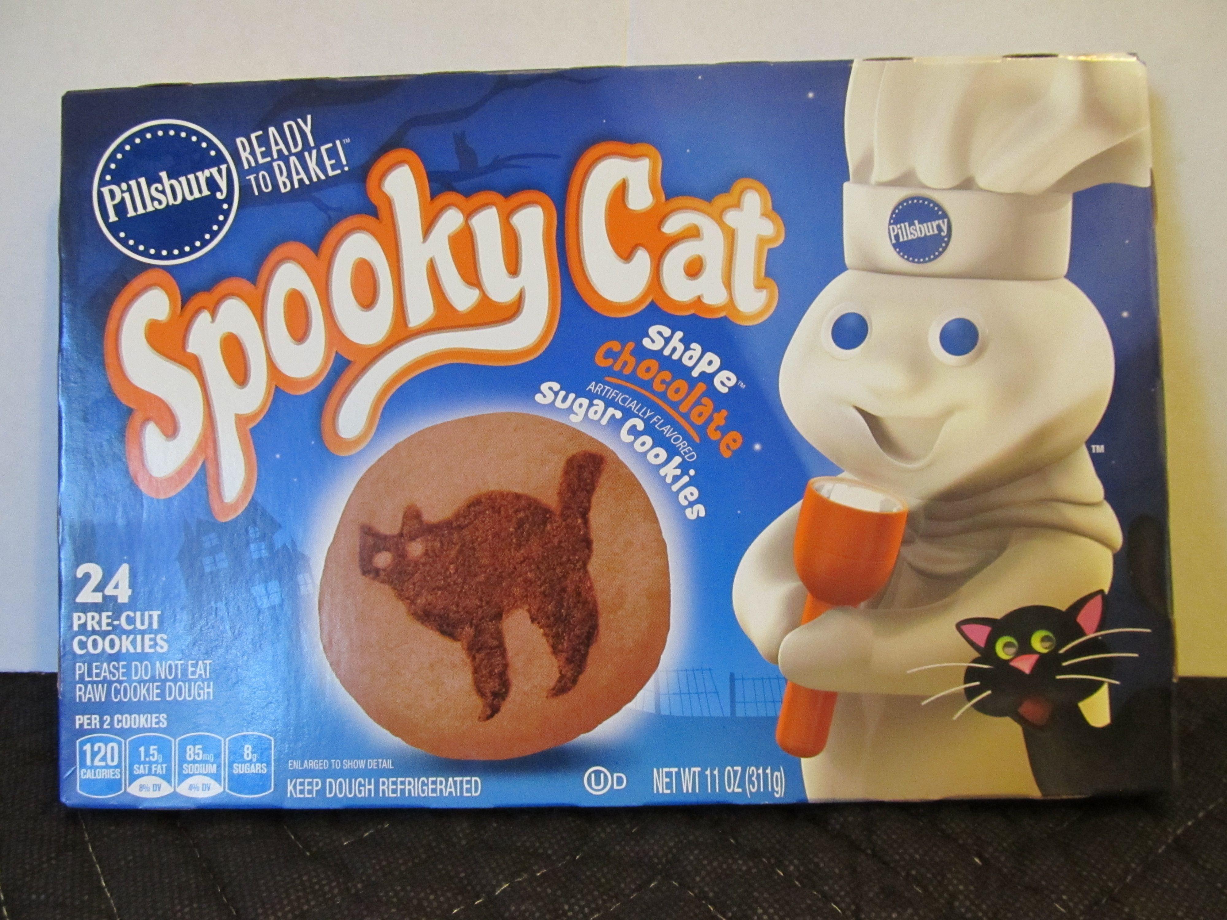 Pillsbury Halloween Cookies  pillsbury cookies halloween