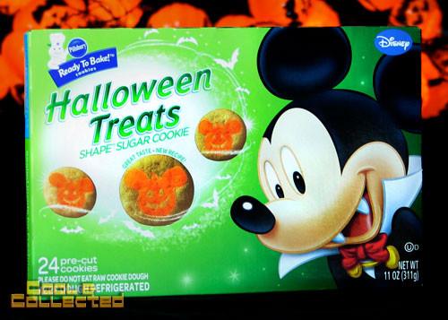 Pillsbury Halloween Cookies  2012 Halloween Packaging