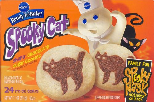 Pillsbury Halloween Cookies  Pillsbury Halloween Cookies Deaft West Arch