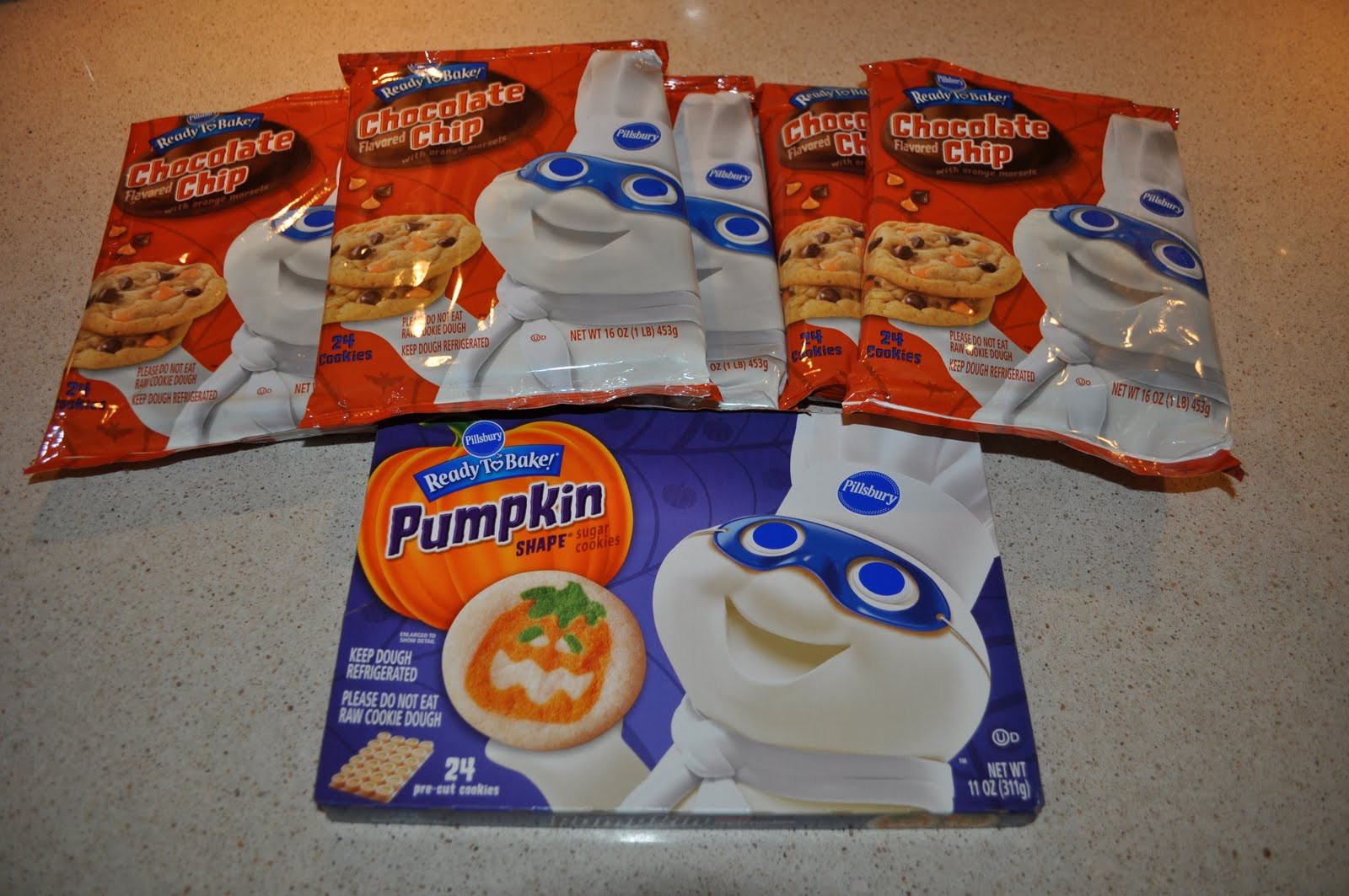 Pillsbury Halloween Cookies  Bargain is the New Black Jewel FREE Pillsbury Halloween
