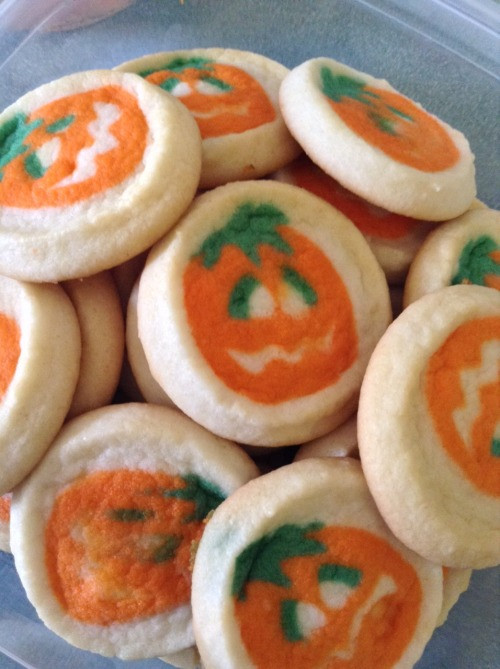 Pillsbury Halloween Cookies  Halloween cookies food Boo spooky baking pumpkin