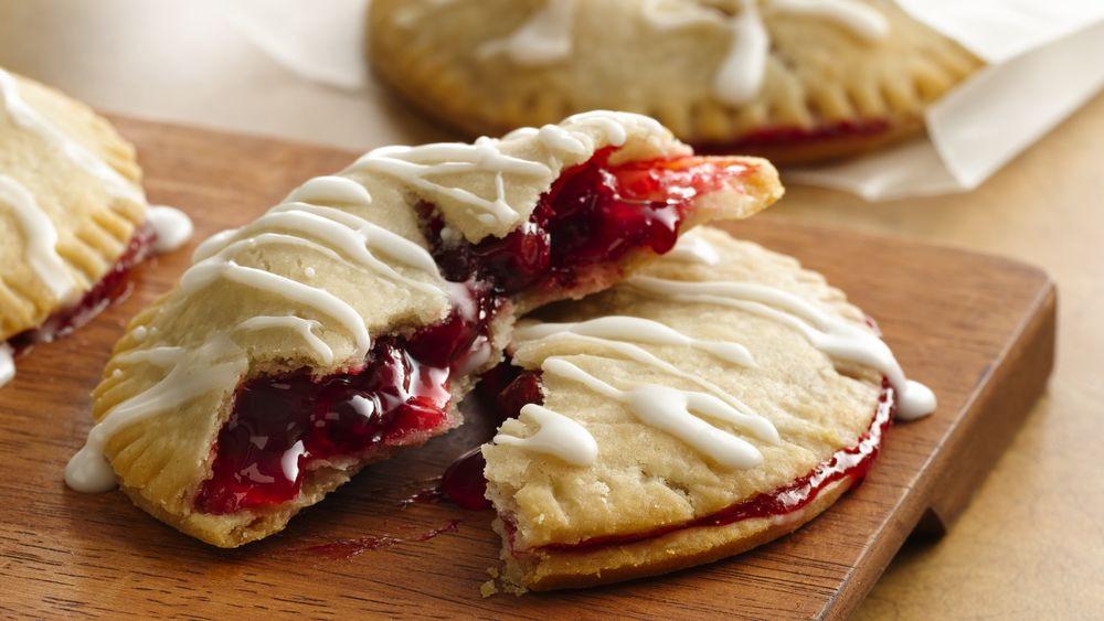 Pillsbury Pie Crust Recipes  Gluten Free Cherry Hand Pies recipe from Pillsbury