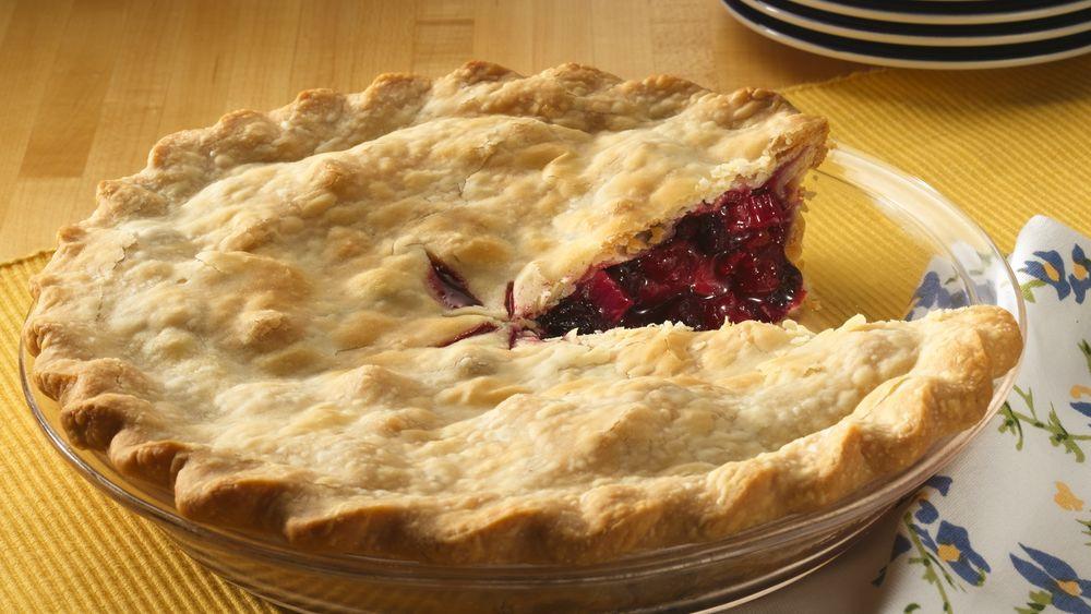 Pillsbury Pie Crust Recipes  Orchard Medley Pie Recipe Pillsbury