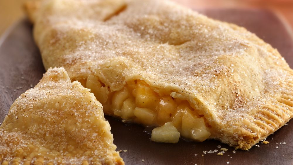 Pillsbury Pie Crust Recipes  Magically Fast Apple Pie Recipe Pillsbury