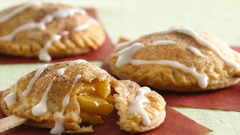 Pillsbury Pie Crust Recipes  Apple Pie Pops Recipe Tablespoon