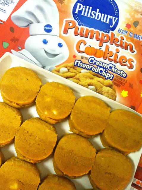 Pillsbury Pumpkin Cookies  The Holidaze Pillsbury Pumpkin Cookies