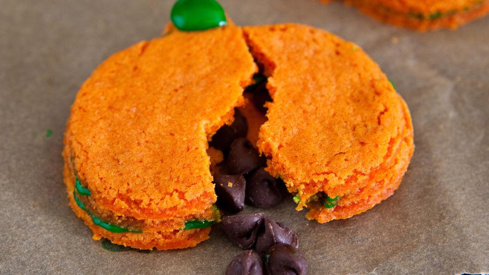 Pillsbury Pumpkin Cookies  Surprise Pumpkin Cookies Recipe Pillsbury