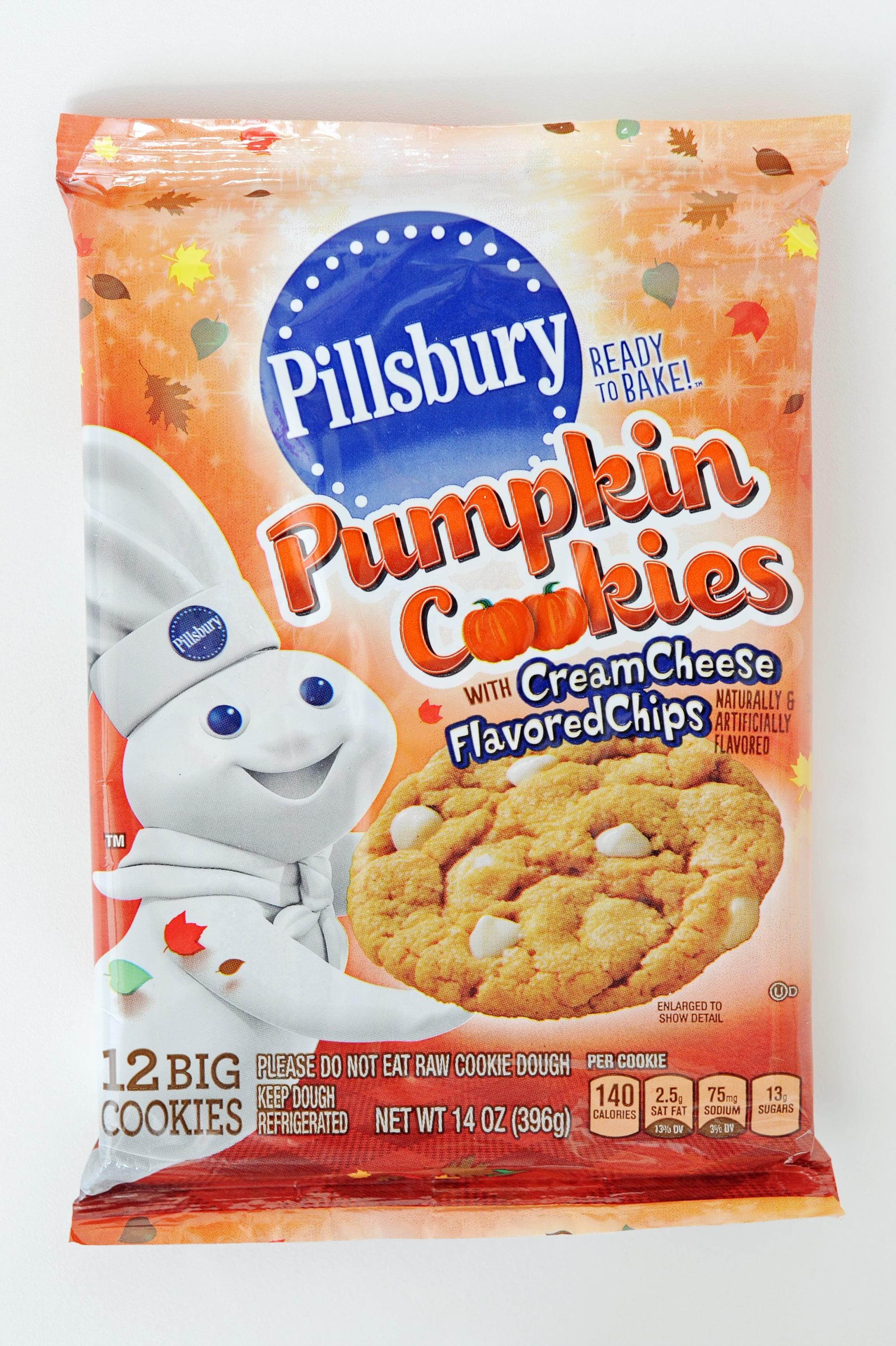 Pillsbury Pumpkin Cookies  Pillsbury Ready to Bake Pumpkin Cookies