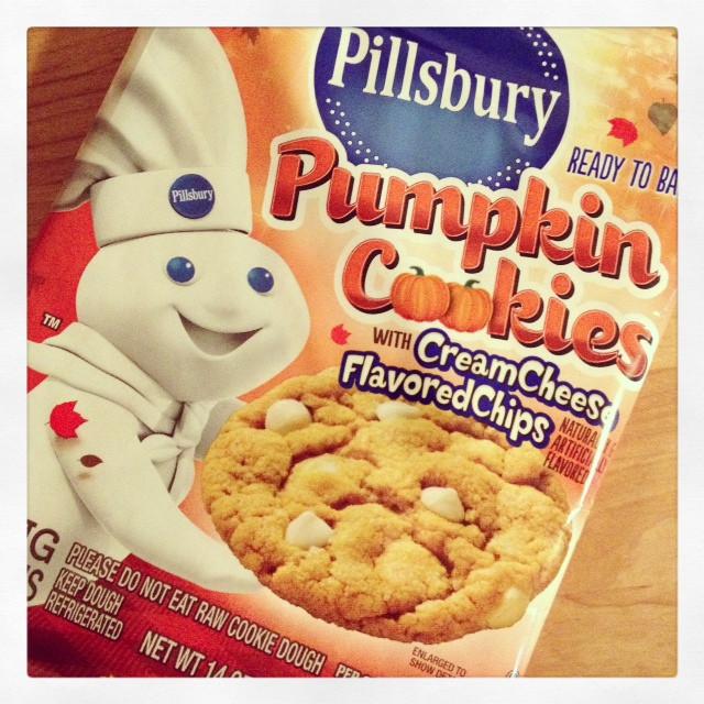 Pillsbury Pumpkin Cookies  Pillsbury Pumpkin Spice Cookies reviews in Grocery