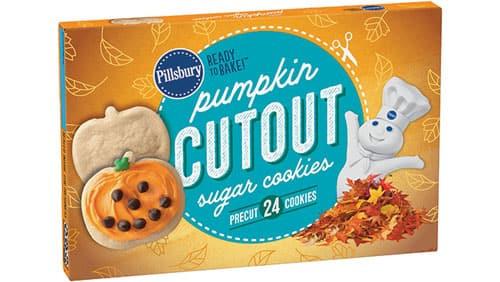 Pillsbury Pumpkin Cookies  Pillsbury™ Cookies Pillsbury