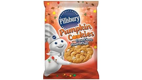 Pillsbury Pumpkin Cookies  Pillsbury™ Ready to Bake ™ Pumpkin Cookies with Cream