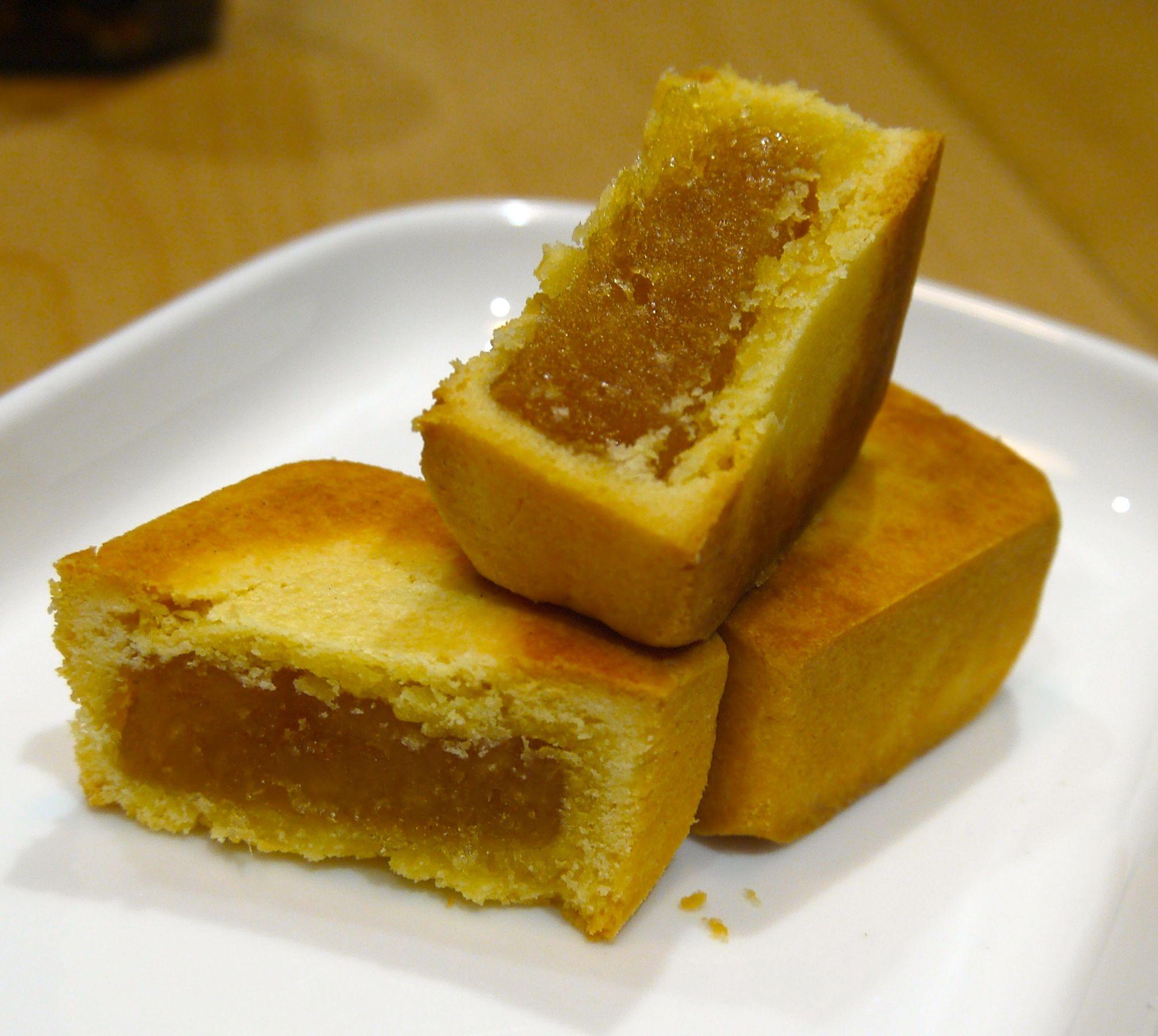 Pineapple Cake Taiwan  Taiwanese Pineapple Cakes
