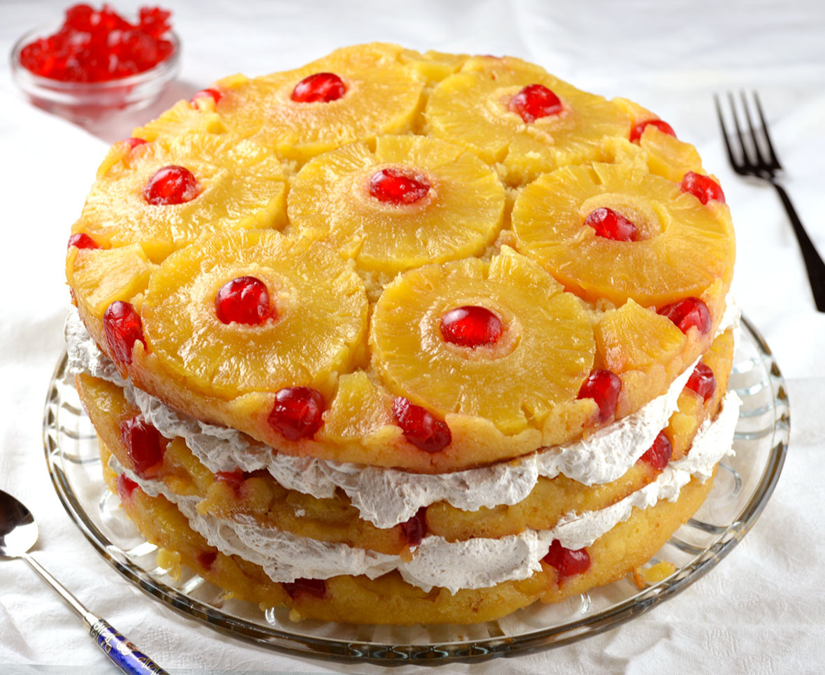 Pineapple Upside Cake  Top 12 Hawaiian Desserts for Your Sweet Tooth Flavorverse