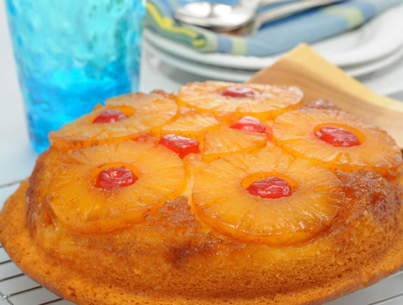 Pineapple Upside Down Cake Duncan Hines  Recipe Pineapple Upside Down Cake